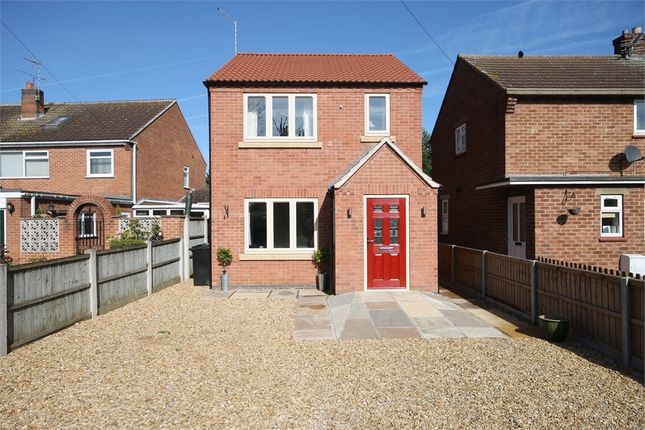Thumbnail Detached house for sale in Welbournes Lane, Newark, Nottinghamshire.