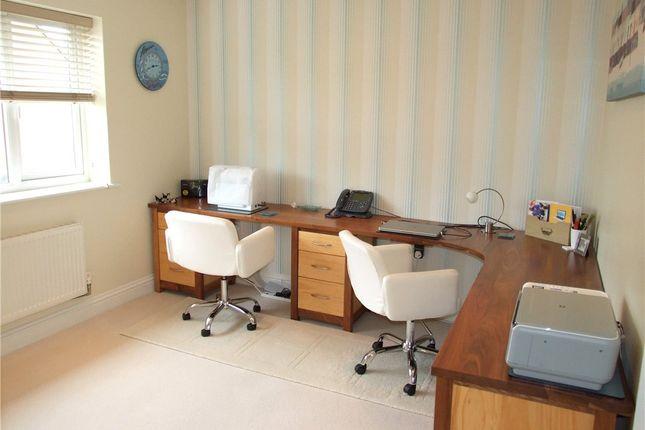 Bedroom Four of Hamlet Court, Chellaston, Derby DE73