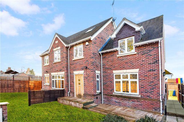 Thumbnail Detached house for sale in Hatchet Lane, Winkfield, Berkshire
