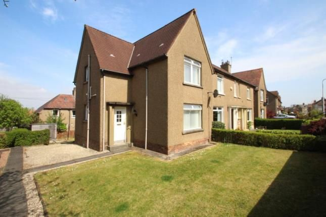 Thumbnail End terrace house for sale in Balmoral Street, Falkirk, Stirlingshire