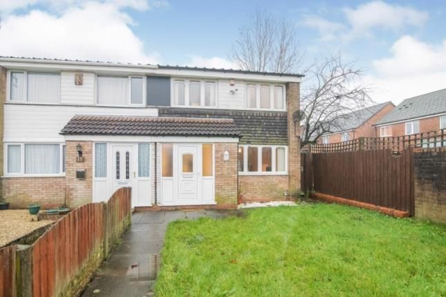Thumbnail End terrace house for sale in Nearhill Road, Birmingham, West Midlands