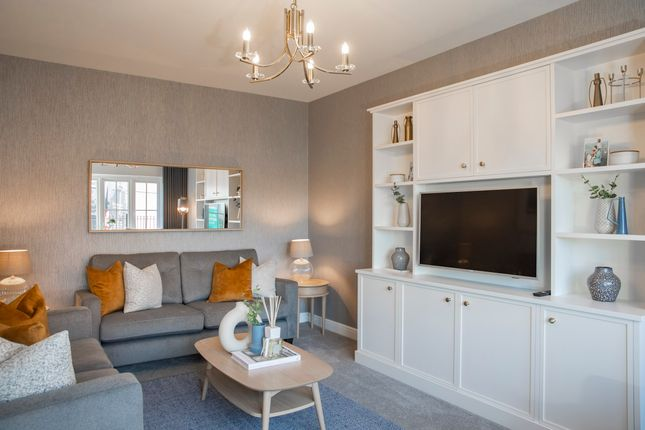 Thumbnail Detached house for sale in The Hartford, Bluebell Meadows, Fulwood