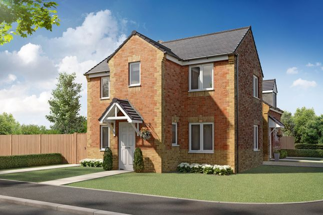 "3 bed semi-detached house for sale in ""Wexford"" at West Marsh Close, Grimsby DN31"