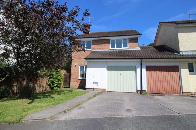 Thumbnail Detached house for sale in Dornafield Drive East, Ipplepen, Newton Abbot