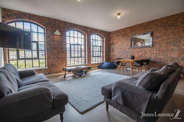 Thumbnail Flat for sale in Derwent Works, 6 Henrietta Street, Birmingham City Centre