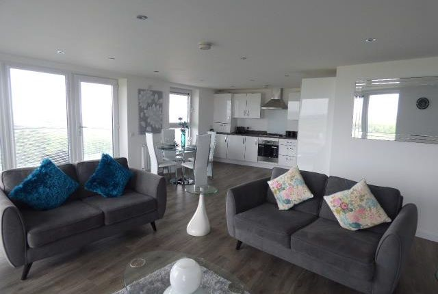 Thumbnail Flat to rent in 148 Ocean Apartment, 52-54 Park Road, Aberdeen