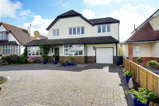 Thumbnail Detached house for sale in Rose Walk, Goring-By-Sea, Worthing, West Sussex