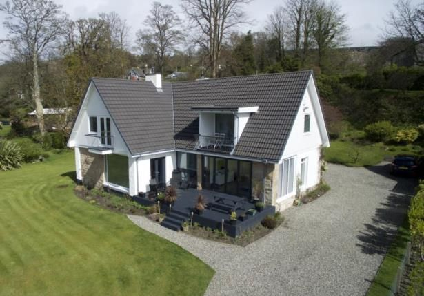 Thumbnail Detached house for sale in Clashwell, Rhu, Helensburgh, Argyll And Bute