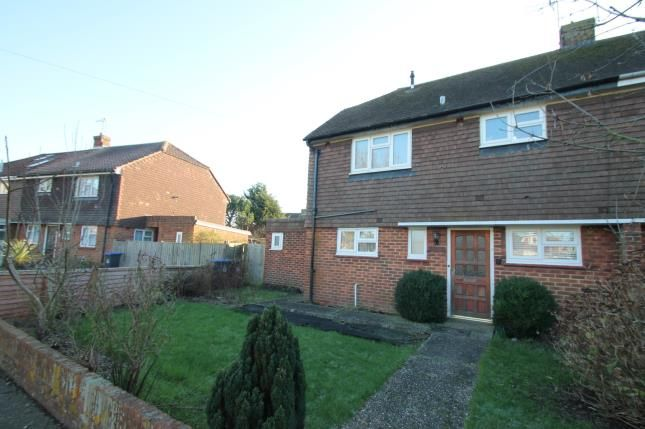 Thumbnail Semi-detached house for sale in Whitestyles Terrace, West Street, Sompting, West Sussex