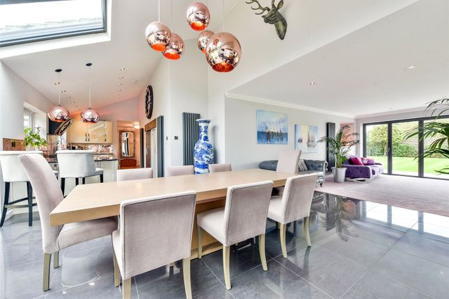 Dining Area of West Ashling Road, Hambrook, Chichester, West Sussex PO18