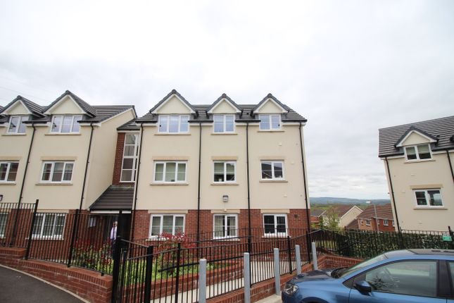 Thumbnail Flat to rent in Bryn Henllys View, Henllys, Cwmbran