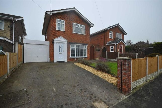 Thumbnail Detached house to rent in Llewelyn Drive, Bryn-Y-Baal, Mold