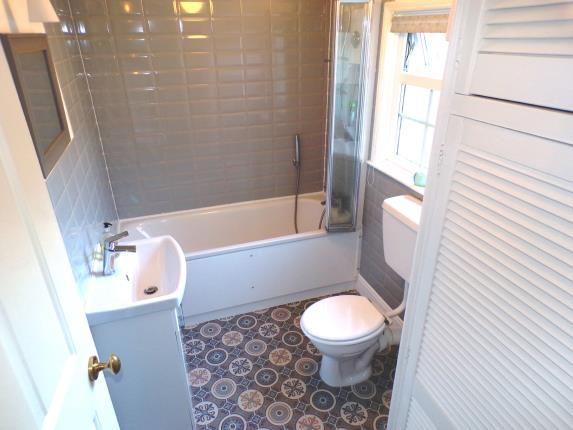Bathroom of Bonchurch Village Road, Ventnor PO38