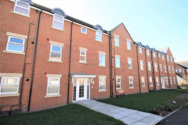 Thumbnail Flat for sale in Cloatley Crescent, Royal Wootton Bassett, Wiltshire
