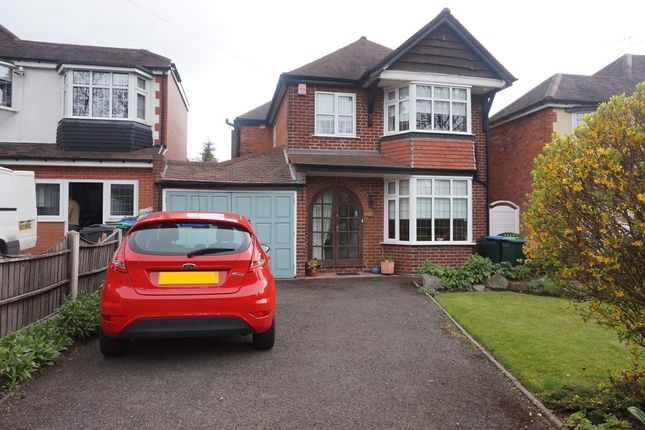 Thumbnail Detached house for sale in Pages Lane, Great Barr, Birmingham