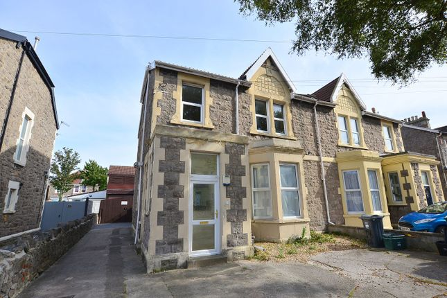 2 bed flat for sale in Ashcombe Road, Weston Super Mare BS23