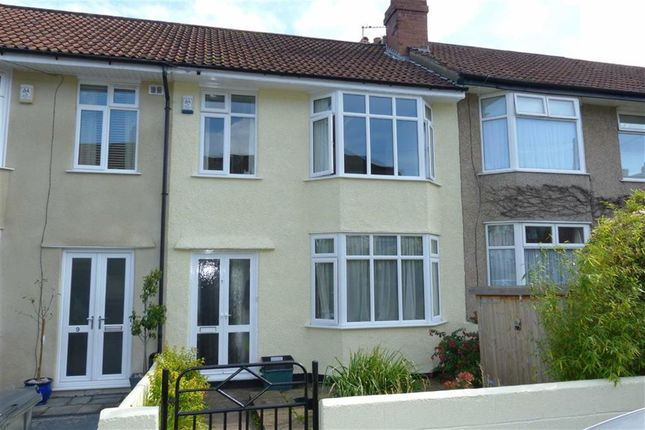 Thumbnail Terraced house for sale in Lodway Road, Brislington, Bristol