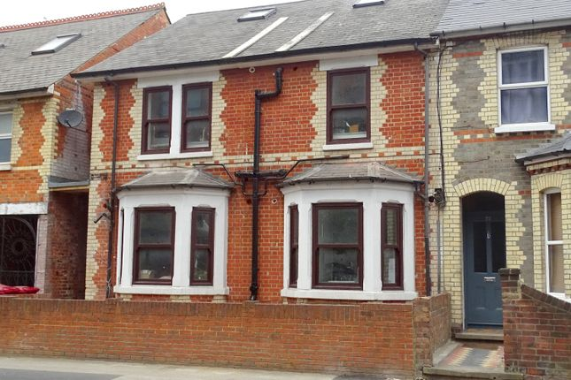 Thumbnail Semi-detached house for sale in Crown Street, Reading