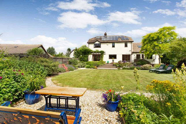 Detached house for sale in Pynes Close, Cheriton Fitzpaine, Crediton