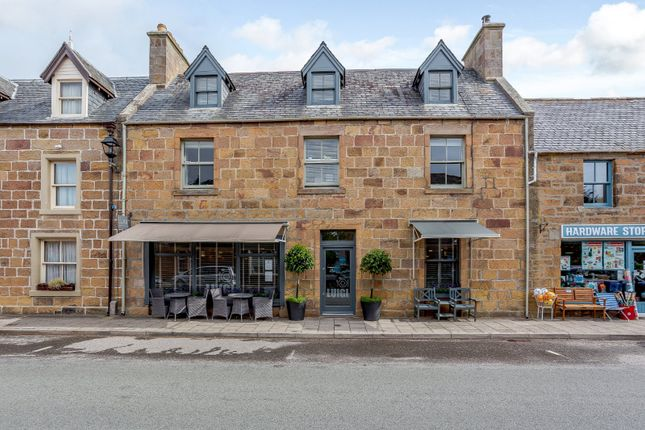 Thumbnail Terraced house for sale in Luigi Restaurant & Townhouse, Castle Street, Dornoch, Sutherland