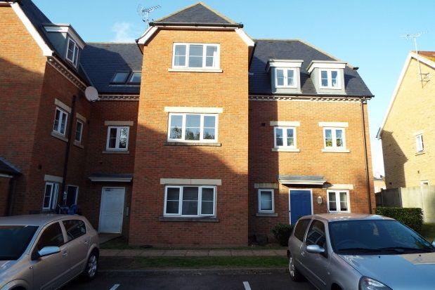 Thumbnail Flat to rent in Sullivan Close, Canterbury