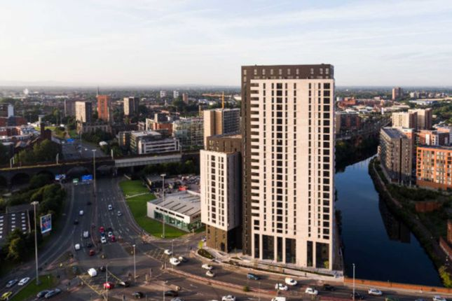 Thumbnail Flat for sale in Regent Road, Salford