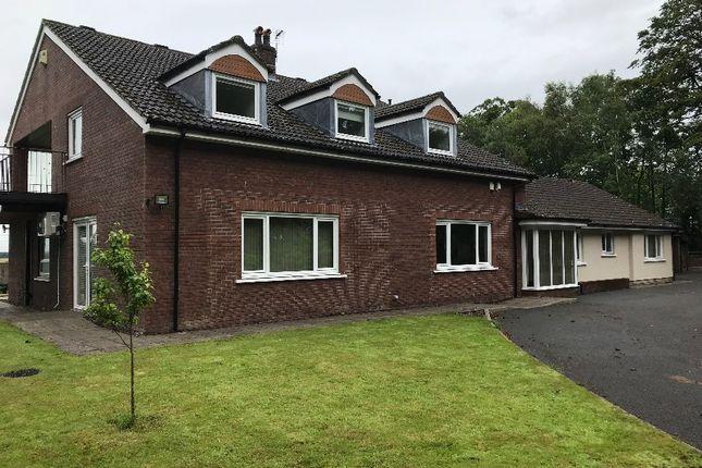 Thumbnail Detached house for sale in Houghton, Cumbria