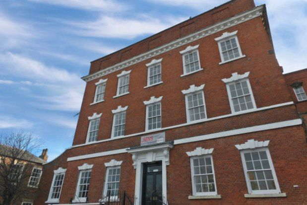 Thumbnail Flat to rent in 14 North Gate, Newark