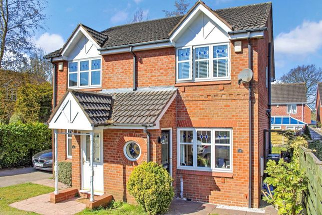 2 bed semi-detached house for sale in Severn Green, Nether Poppleton, York YO26