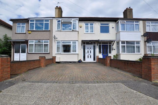 Thumbnail Terraced house to rent in Midhurst Gardens, Hillingdon