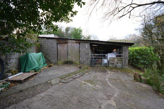 Former Lambing Shed/Workshop