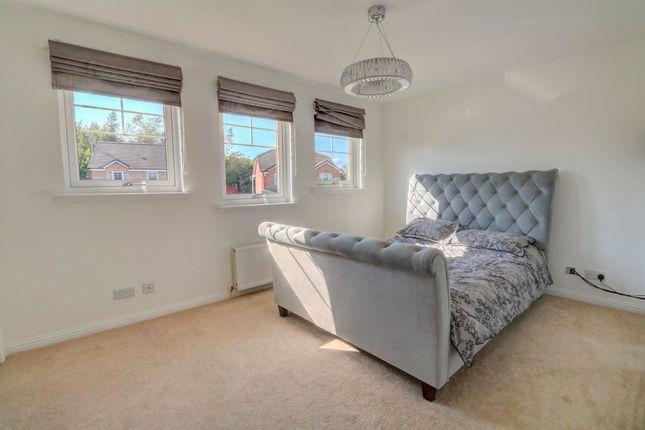 Master Bedroom of Longacre Road, Castle Douglas DG7