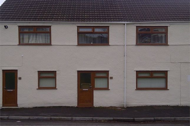 Thumbnail Terraced house to rent in Wychtree Street, Morriston, Swansea, Swansea.