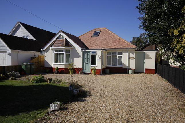 Thumbnail Detached bungalow to rent in Brook Lane, Sarisbury Green, Southampton