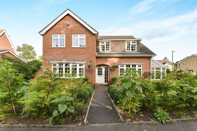 Thumbnail Detached house for sale in Fresco Drive, Littleover, Derby