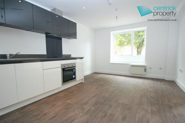 Thumbnail Flat to rent in Unicorn House, Church Green West, Redditch