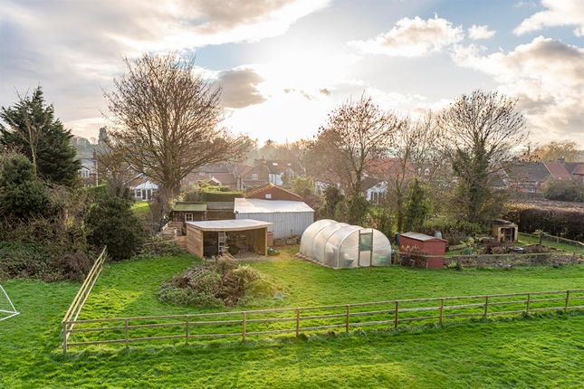 Vegetable Garden of Front Street, Lockington, Driffield YO25