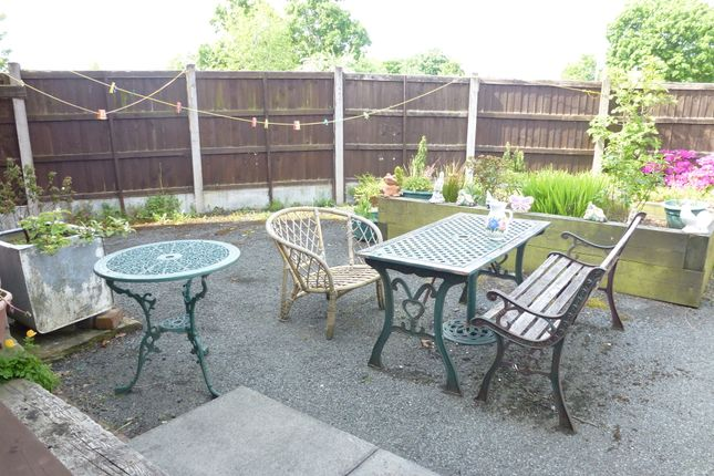 Rear Garden of Slater Lane, Leyland PR25