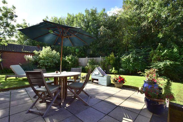 Rear Garden of Grasmere Gardens, Bridgeyate, Bristol BS30