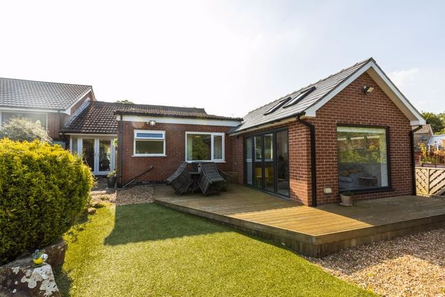 Thumbnail Bungalow for sale in Bamford Crescent, Accrington