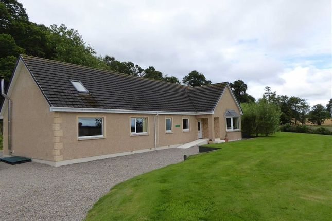 Thumbnail Detached house for sale in Nairn