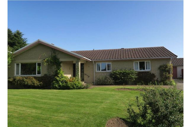 Thumbnail Detached bungalow for sale in Westhill Crescent, Westhill
