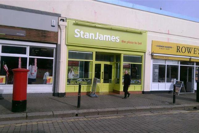 Thumbnail Retail premises to let in 4, Back Quay, Truro