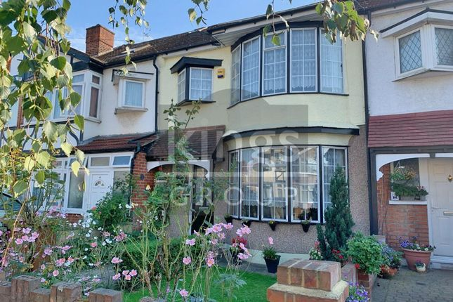 4 bed terraced house for sale in Normanshire Drive, London E4