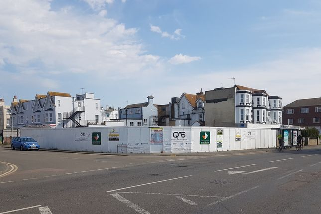 Thumbnail Land for sale in Marine Parade, Clacton-On-Sea