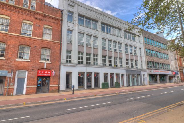 2 bed flat for sale in Newarke Street, Leicester LE1