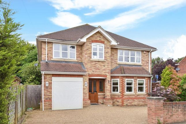 Thumbnail Detached house for sale in College Town, Sandhurst