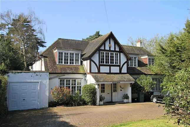 Thumbnail Detached house for sale in Wise Lane, Mill Hill, London