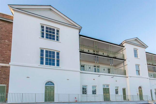 Thumbnail Flat for sale in Crown Square, North East Quadrant, Poundbury, Dorchester