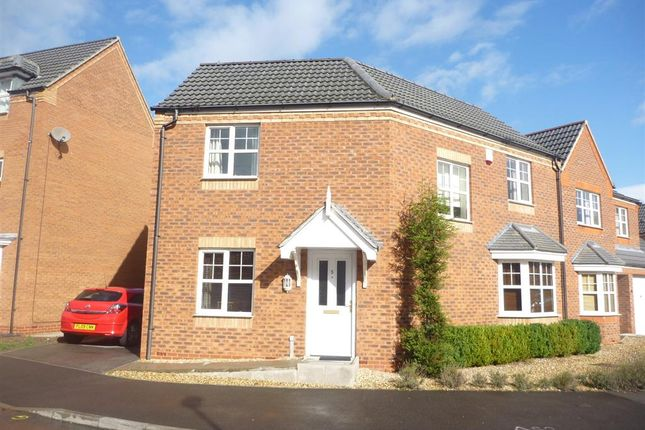 Thumbnail Detached house to rent in Main Bright Road, Mansfield Woodhouse, Mansfield